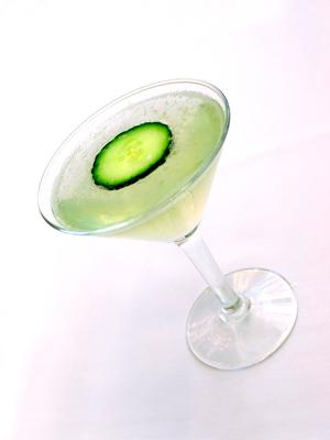 Rockin Cucumber