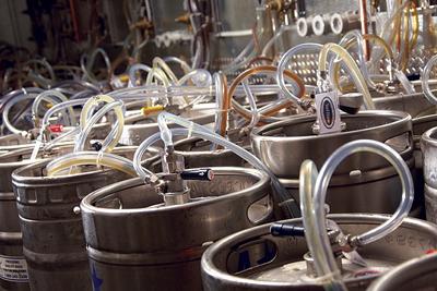 Yard House kegs