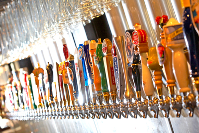 Yard House Tap Handles