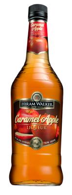 Hiram Walker Caramel Apple Liqueur