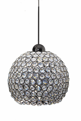 Roxy Crystal LED Pendant