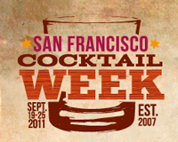 SF Cocktail Week