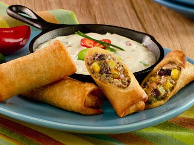 McCain Foods Steak Mini Chimis