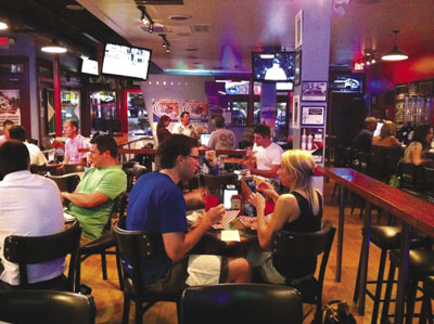 The Post Sports Bar & Grill