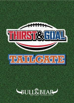 Thirst & Goal