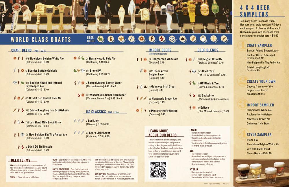 Beer Booklet
