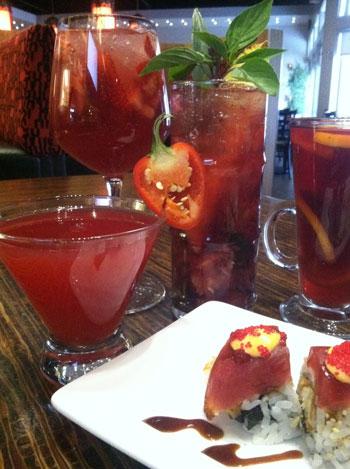 Seger's cocktails
