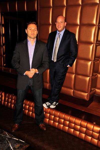 Jason Strauss and Noah Tepperberg
