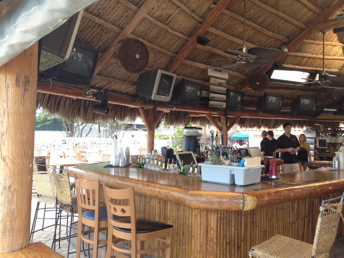 Tiki Bar