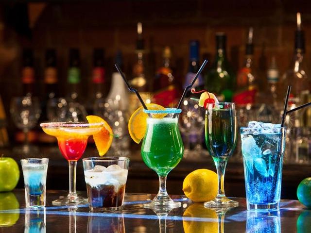 Nightclub Drinks