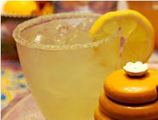 Honey Ginger Sauza-rita