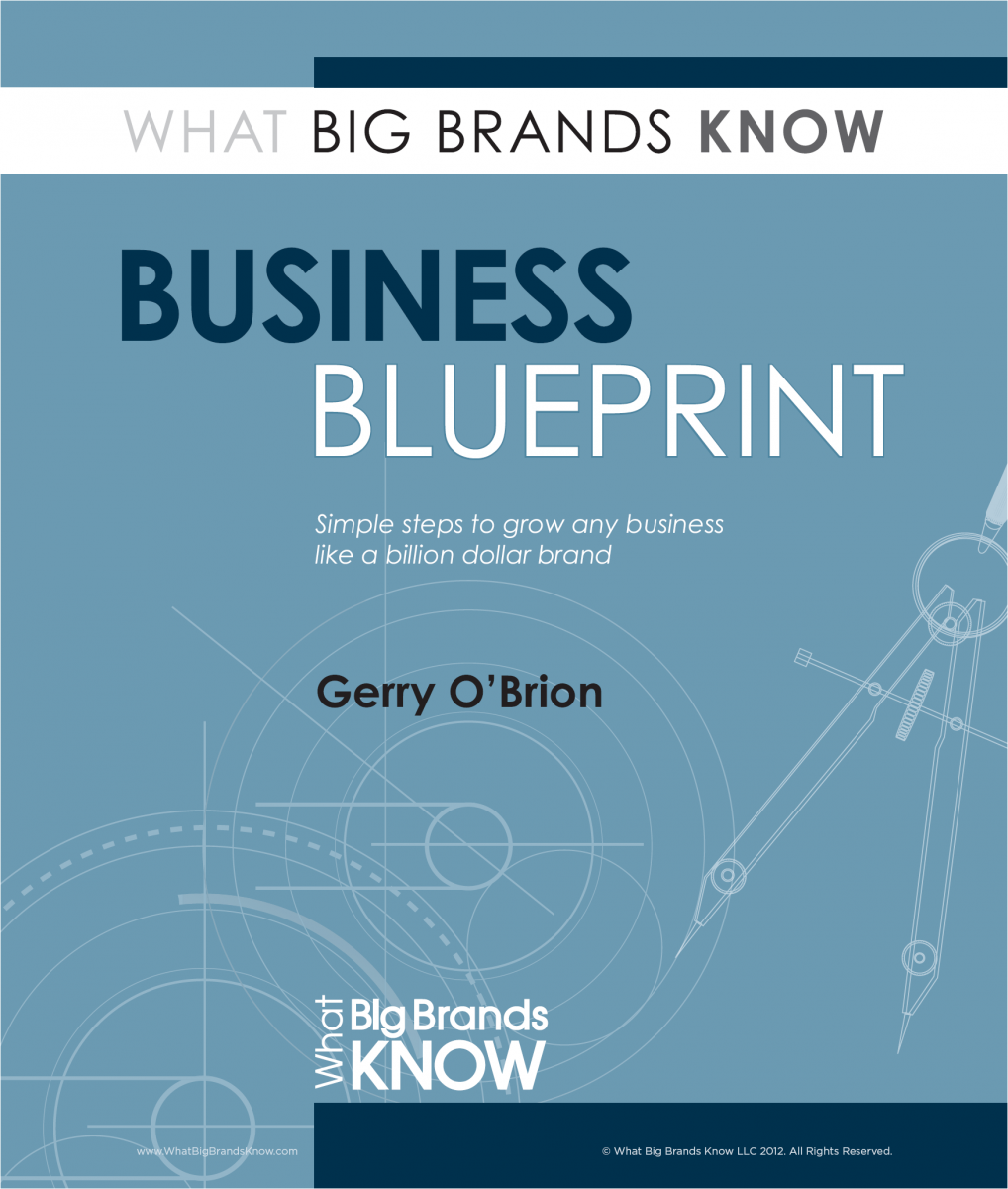 Ncb book series a business blueprint by gerry oa brion nightclub completing the blueprint will malvernweather Choice Image