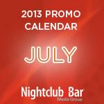 Promo Calendar July