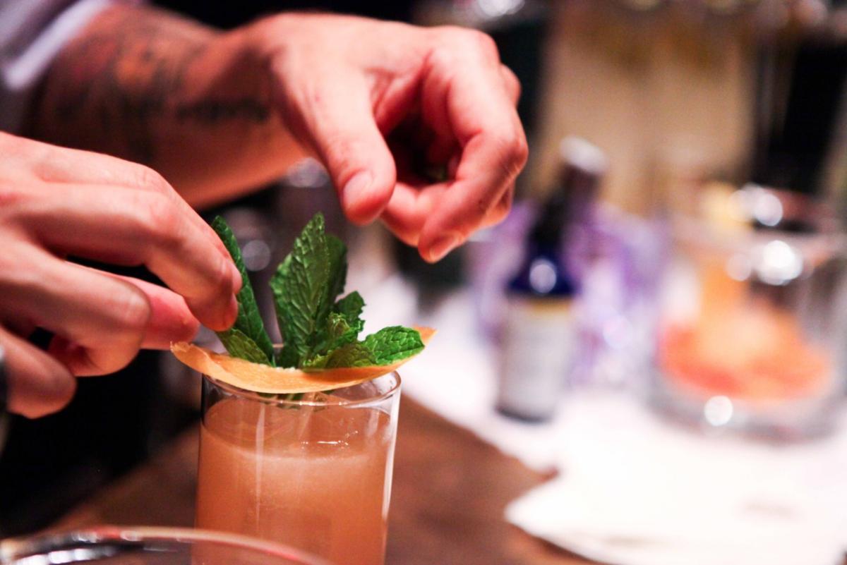 BarMagic Gin Cocktail
