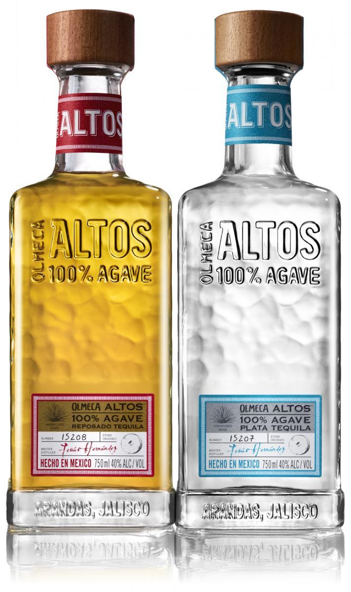 Altos bottle