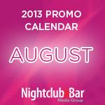 Promo Calendar August
