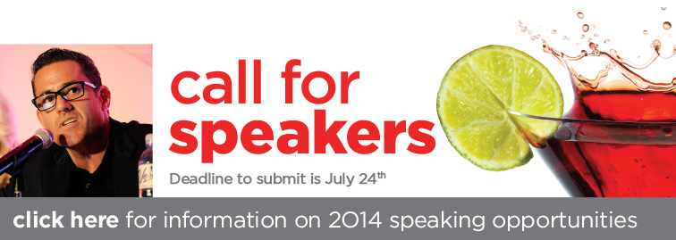 Call for Speakers