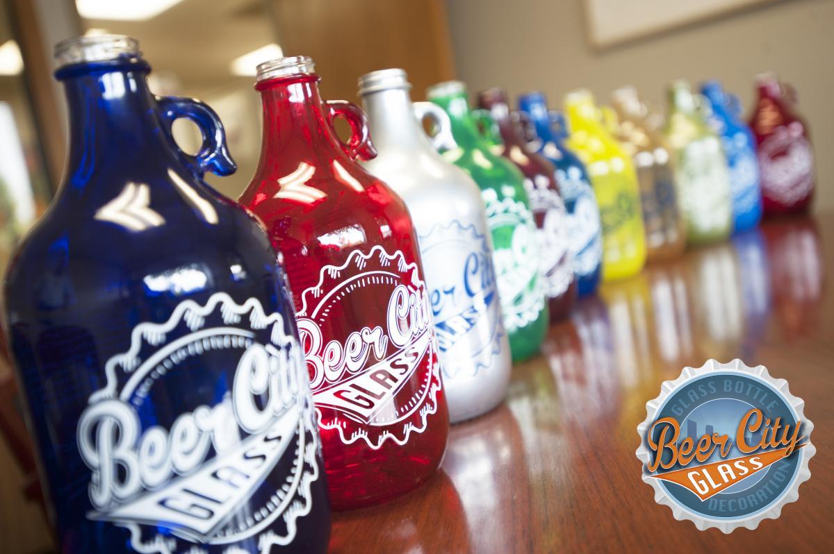 Beer City Glass