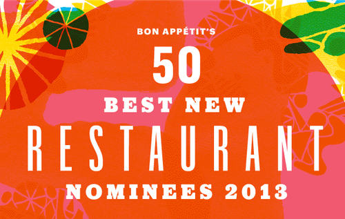 50 best new restaurants