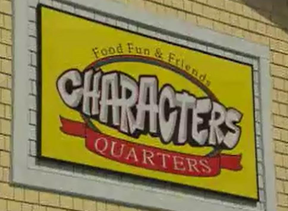 Characters Quarters