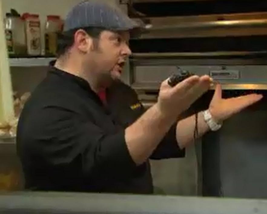 Chef Brian Duffy on Bar Rescue