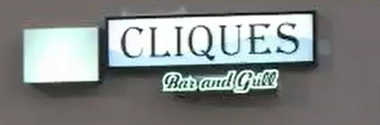 Cliques
