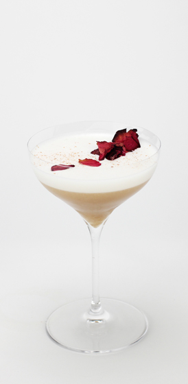 Pisco Rose Sour
