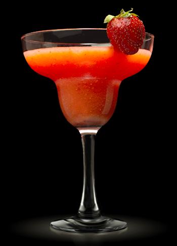 Strawberry Peruvian Margarita