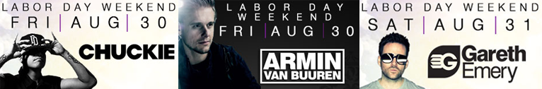 Marquee Labor Day weekend