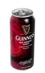 Guiness Red Harvest Stout