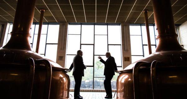 Diageo and the Irish Whiskey Company