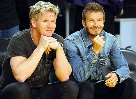 Ramsay and Beckham
