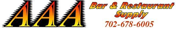 AAA Bar Restaurant Supply