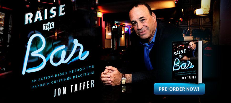 Jon Taffer's Book Raise The Bar
