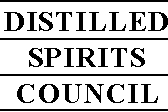 Distilled Spirits Coucil