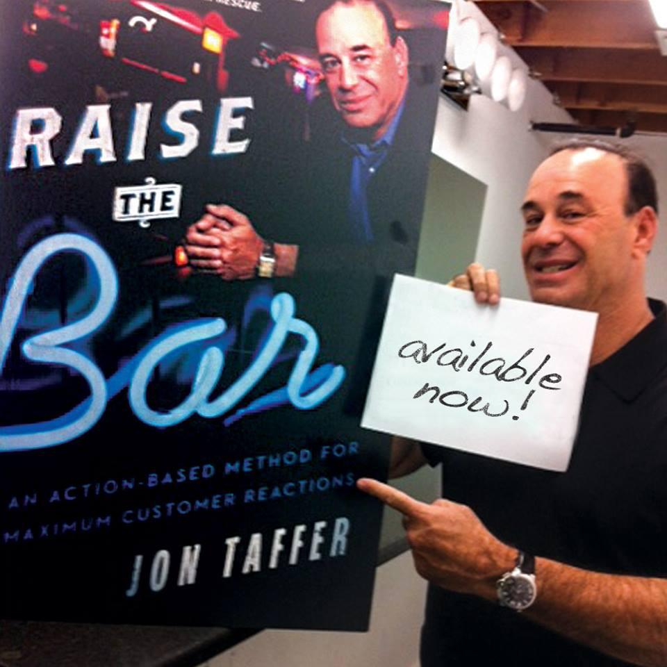 Jon Taffer Raise the Bar