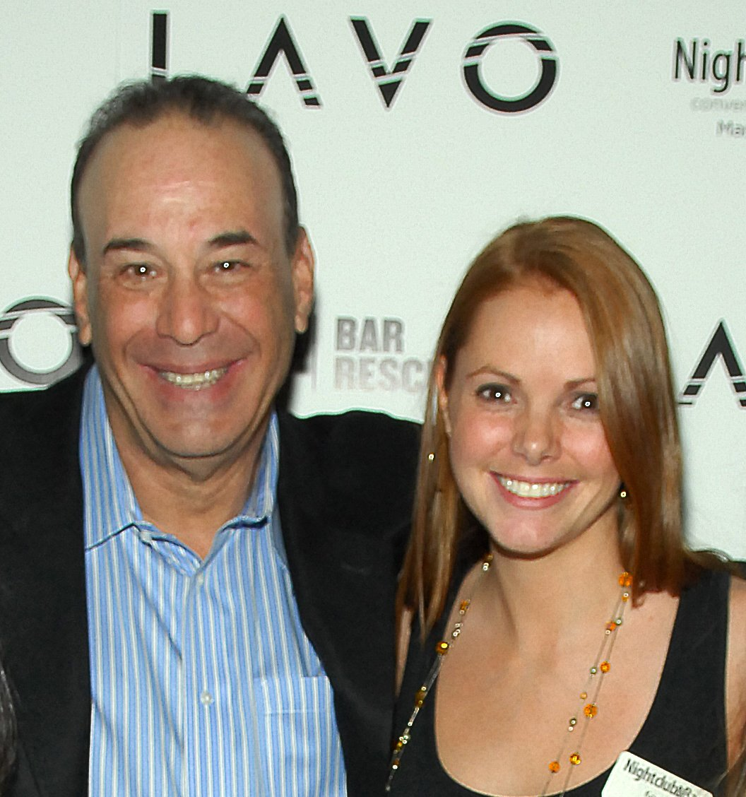 Jon Taffer and Kristen Santoro, Nightclub & Bar Media Group