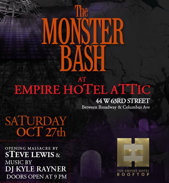 Empire's Monster Bash