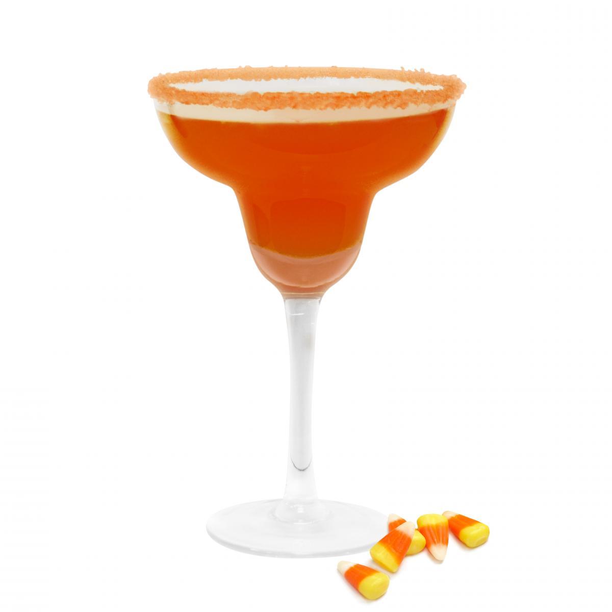 Candy Corn Margarita