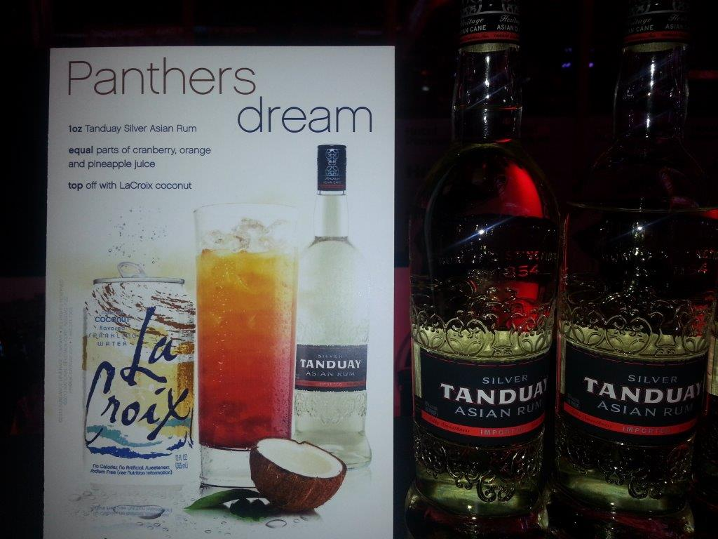 Panther's Dream Cocktail