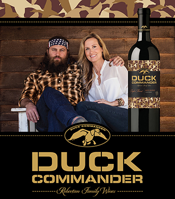 Duck Commander Wine