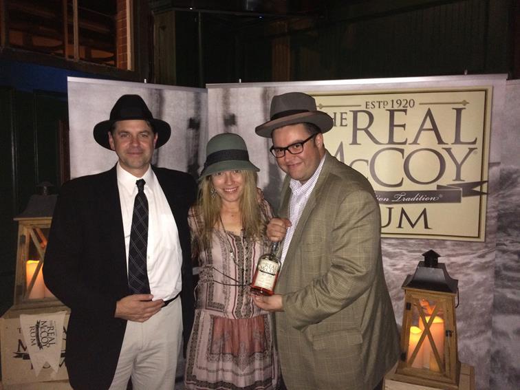 Roaring 20's Real McCoy Rum