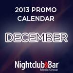 December Promo Calendar