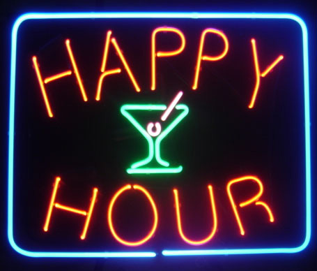 National Happy Hour