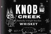 Knob Creek Holiday Label