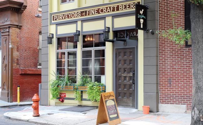 Strangelove's Restaurant
