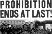 Repealed Prohibition