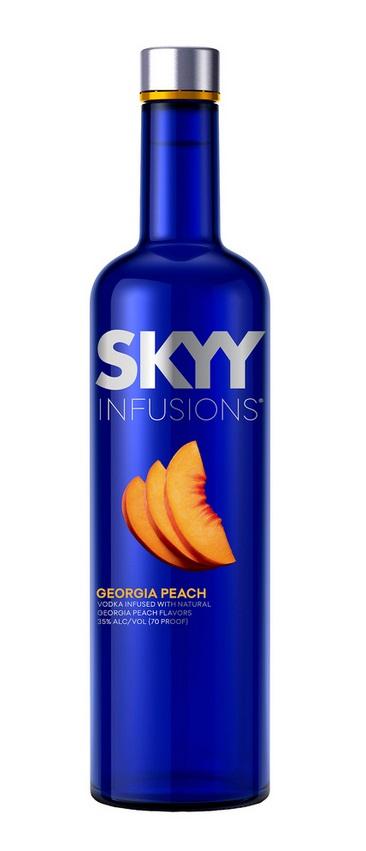 SKYY Infusions Georgian Peach