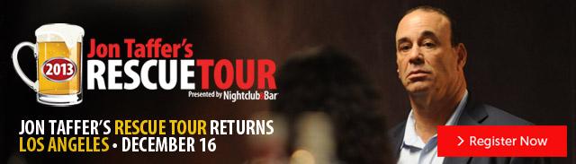 Jon Taffer's Rescue Tour
