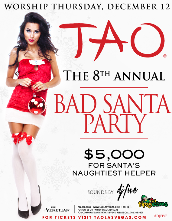 Bad Santa Party
